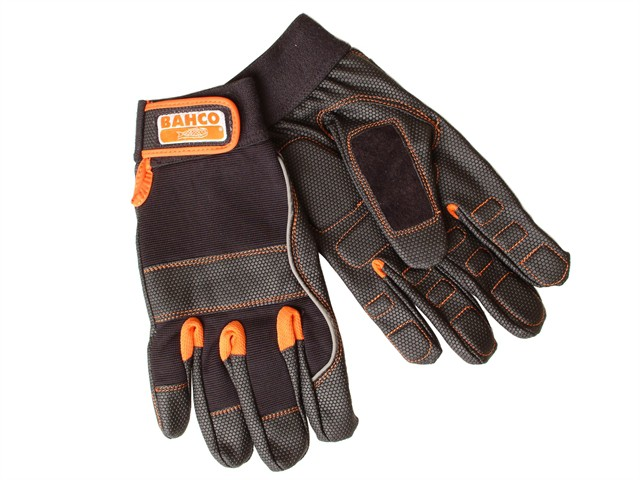 Power Tool Padded Palm Gloves - Medium (Size 8)