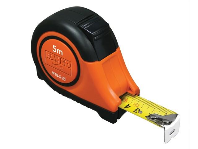 MTB Auto Pocket Tape 5m/16ft (Width 25mm)