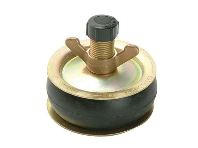 1960 Drain Test Plug 10mm (4in) - Plastic Cap