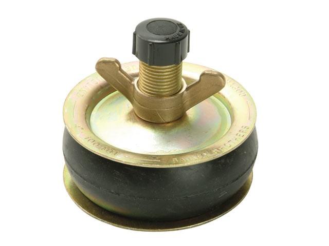 1961 Drain Test Plug 150mm (6in) - Plastic Cap