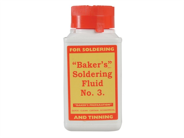 No.3 Soldering Fluid 125ml
