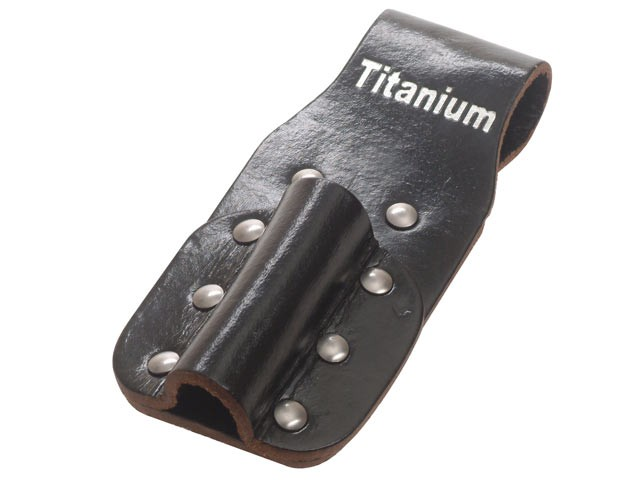 Single Leather Holster