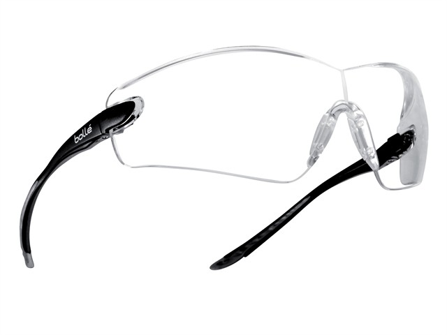 Cobra Safety Glasses - Clear