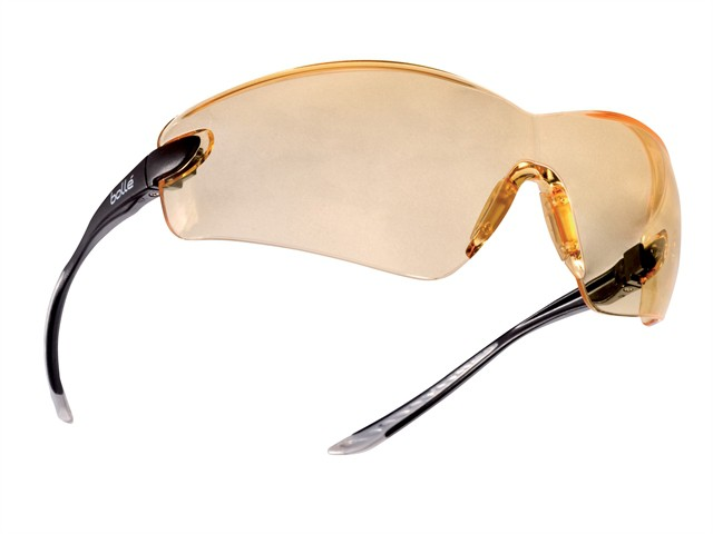 Cobra Safety Glasses - Yellow