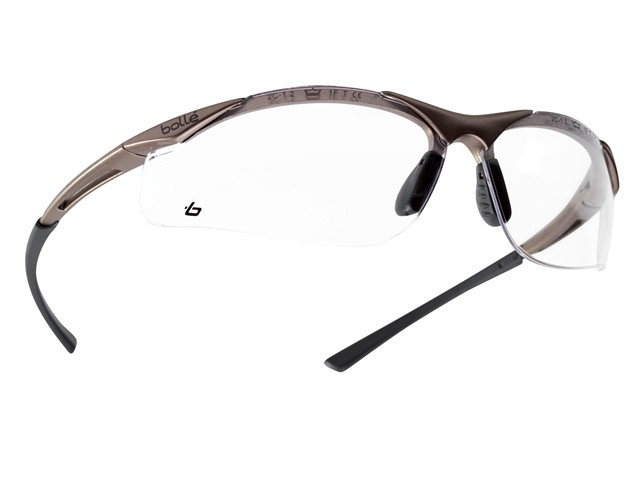 CONTOUR Safety Glasses - Clear