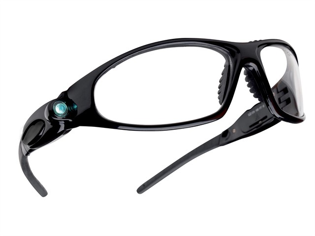 Galaxy Safety Glasses - with LED Light