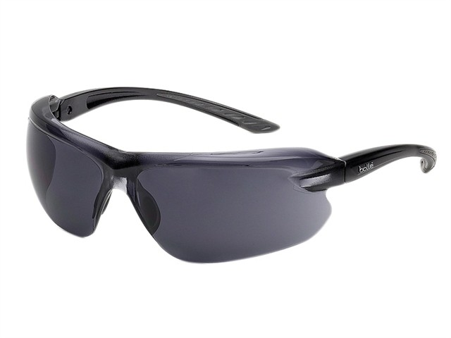 IRI-s Platinum Safety Glasses - Smoke
