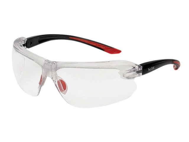 IRI-s Platinum Safety Glasses Clear
