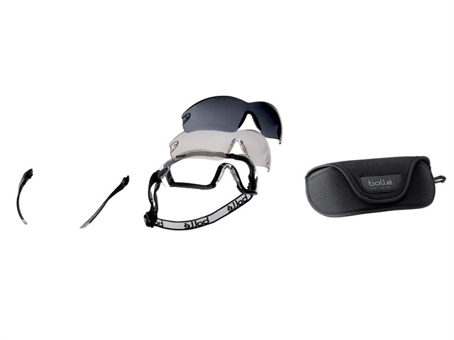 Cobra Safety Glasses & Goggle Kit