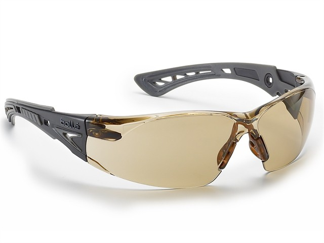 Rush+ Platinum Safety Glasses Twilight