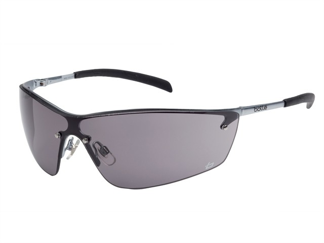 Silium Safety Glasses - Smoke