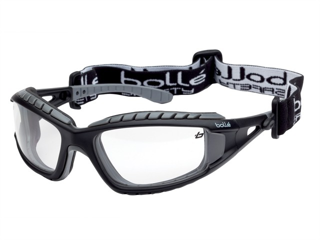 Tracker Safety Goggles Vented Clear