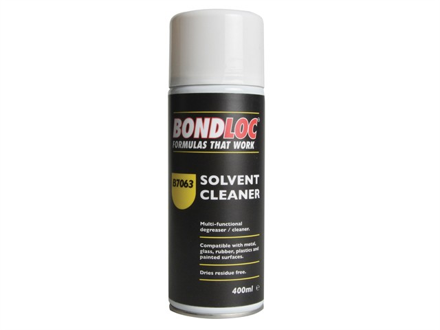B7063 Solvent Cleaner / Degreaser 400ml