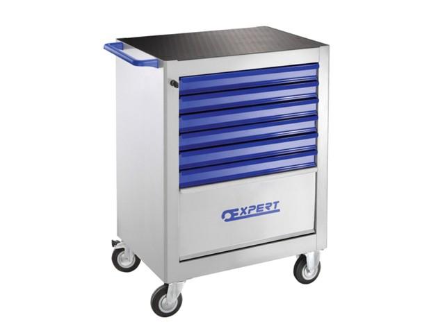 E010130B Roller Cabinet 7 Drawer 3 Module