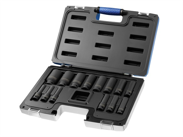 Deep Impact Socket Set of 14 1/2in Drive