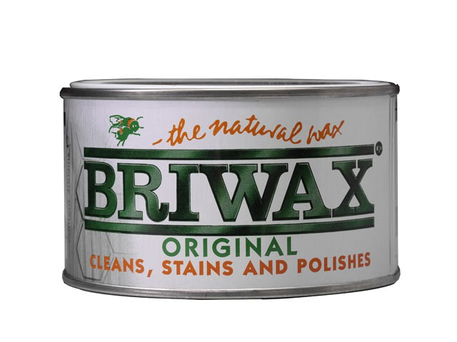 Wax Polish Spanish Mahogany 400g