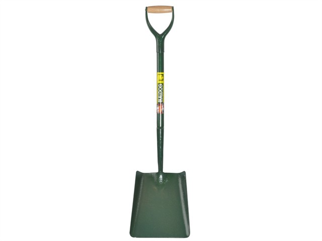 All Steel Square Shovel No.2 5SM2AM