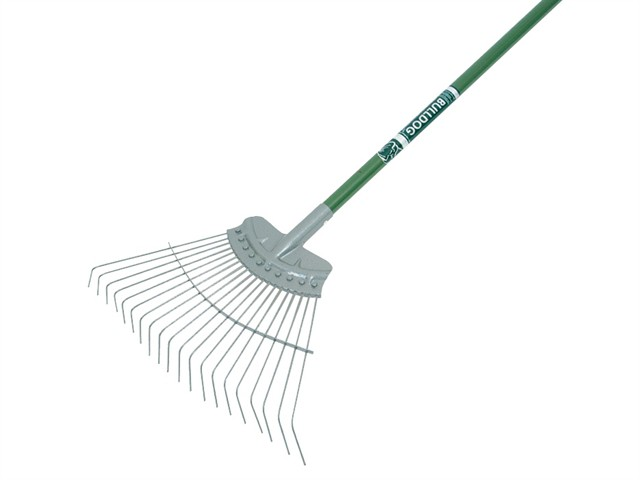 Evergreen Lawn Rake Aluminium Shaft