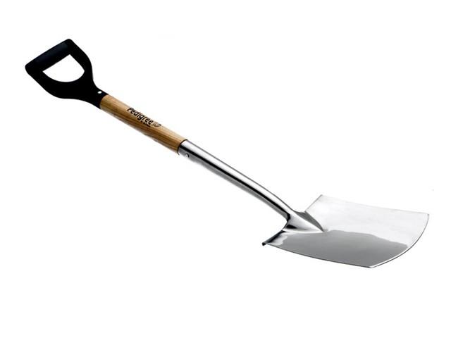 Pedigree Stainless Steel Digging Spade