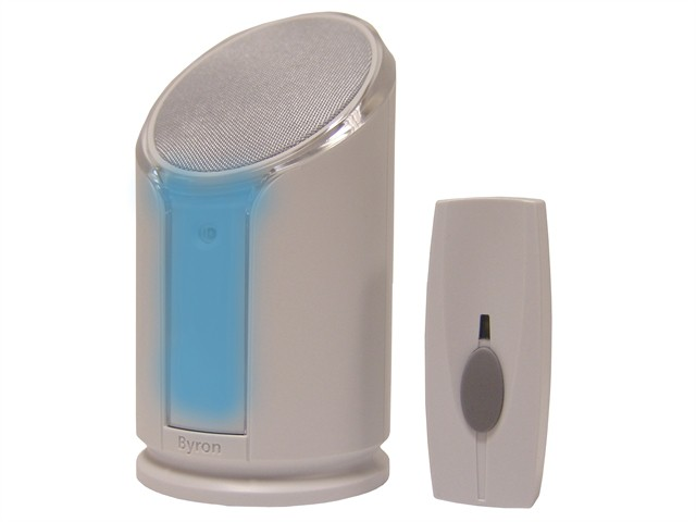 BY301 Portable Wireless Door Chime Kit 100m