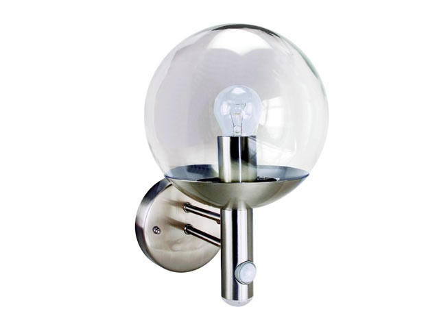 RVS46LA Stainless Steel Security Light with PIR