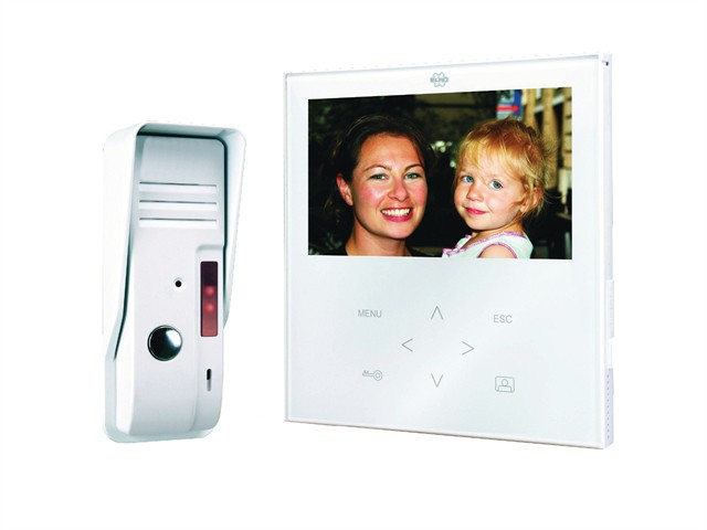 VD71 Video Door Intercom Elegant Touch