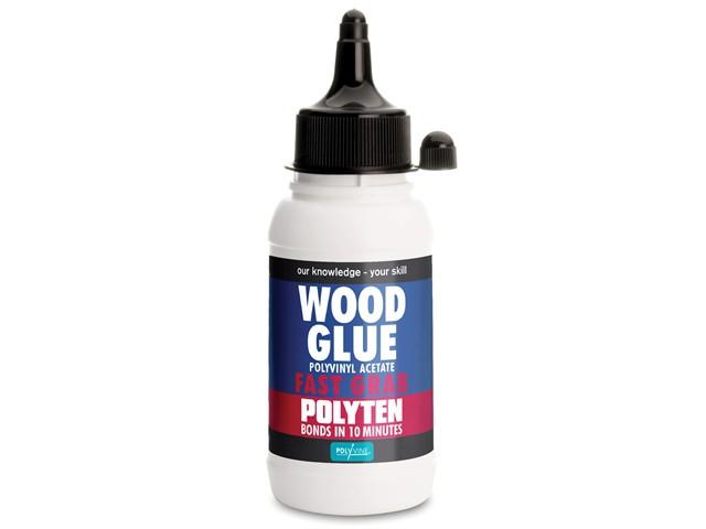 Polyten Fast Grab Wood Adhesive 125ml