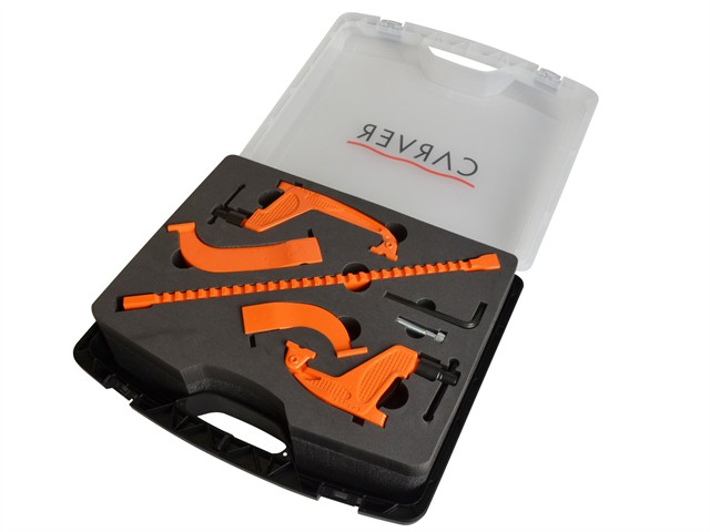 Multiclamp 3 in 1 Clamp with Carry Case