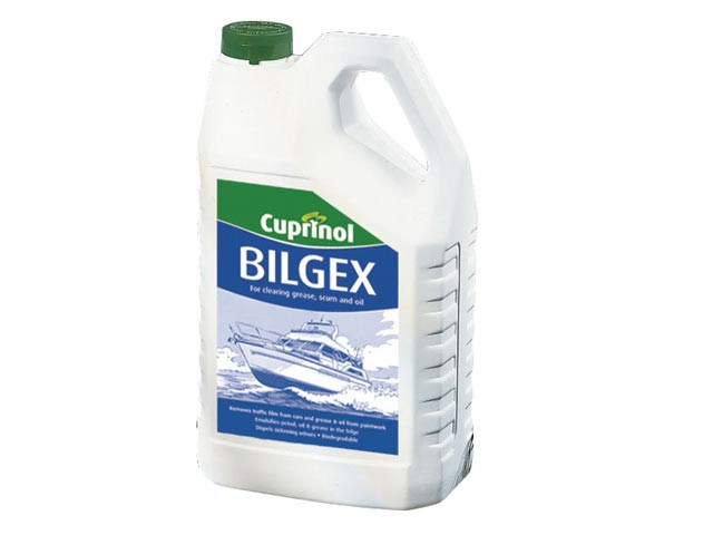 Bilgex Grease / Scum Remover 5 Litre