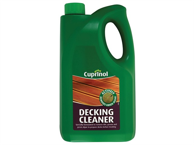 Decking Cleaner 2.5 Litre