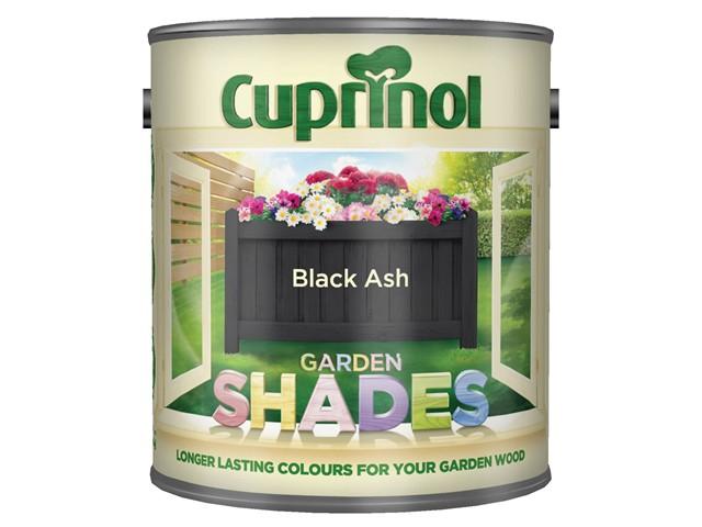 Garden Shades Black Ash 1 Litre