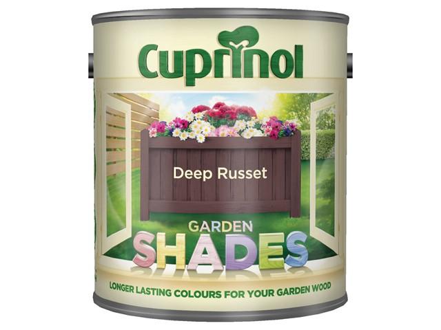 Garden Shades Deep Russett 2.5 Litre