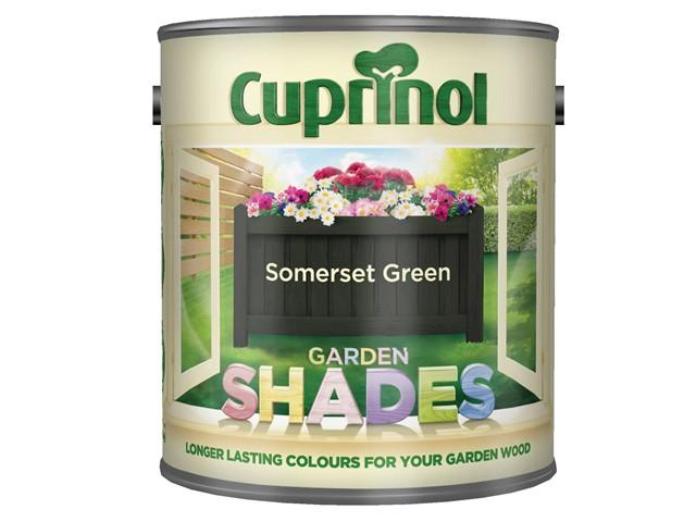 Garden Shades Somerset Green 1 Litre