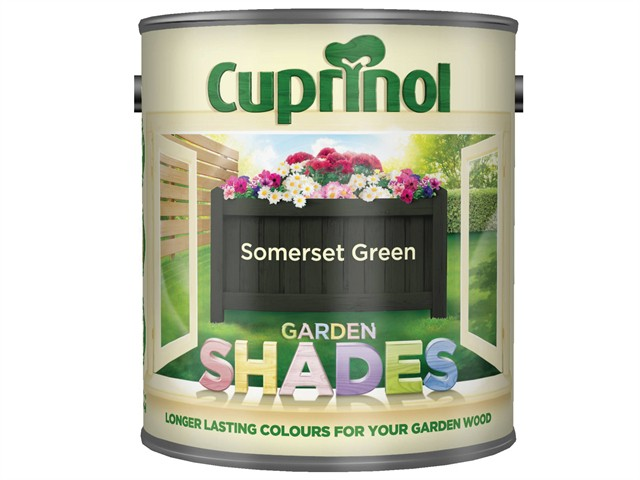 Garden Shades Somerset Green 2.5 Litre
