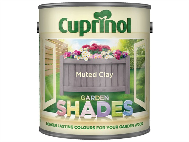Garden Shades Muted Clay 1 Litre