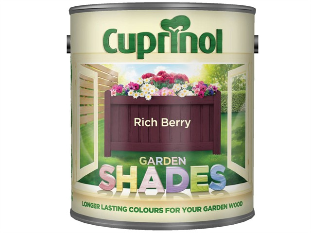 Garden Shades Rich Berry 1 Litre