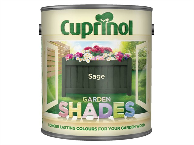 Garden Shades Sage 2.5 Litre