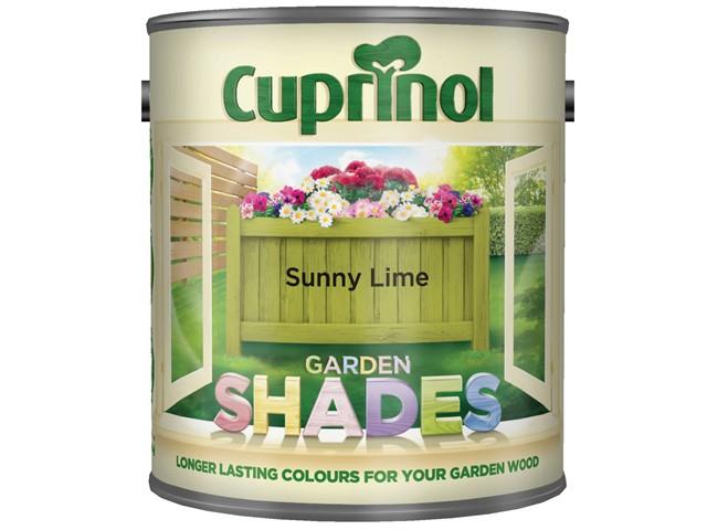 Garden Shades Sunny Lime 1 Litre