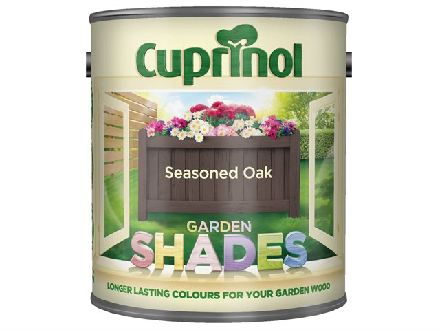Garden Shades Seasoned Oak 2.5 Litre