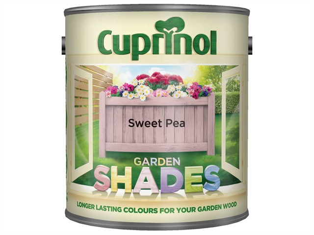 Garden Shades Sweat Pea 2.5 Litre