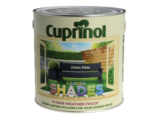 Garden Shades Urban Slate 2.5 Litre