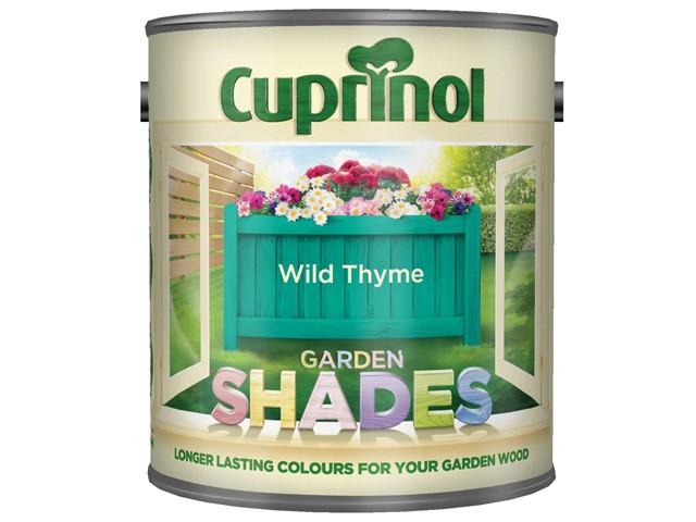 Garden Shades Wild Thyme 2.5 Litre