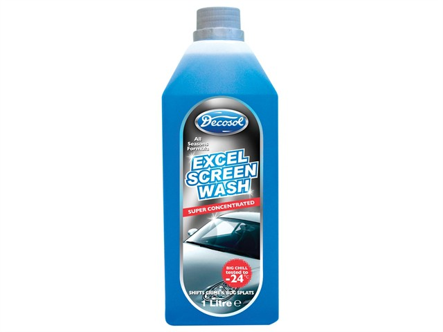 Excel Screenwash 1 Litre