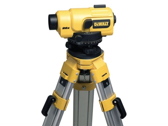 DW096PK Laser Auto Level Kit