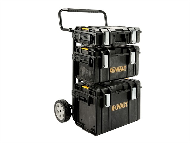TOUGHSYSTEM™ 4 In 1 Trolley & 3 DS Toolboxes