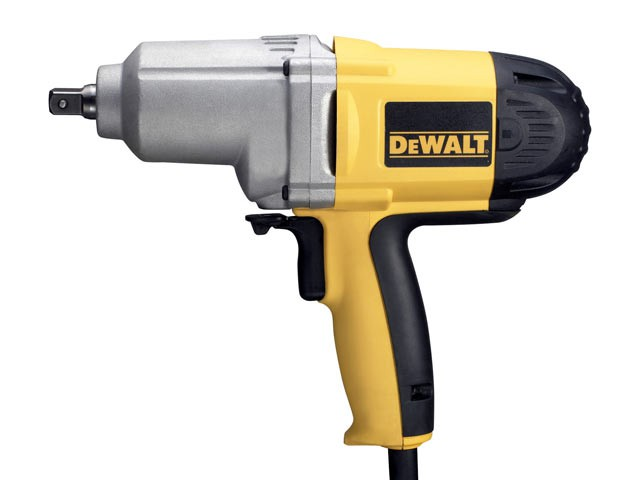 DW292 1/2in Drive Impact Wrench 710 Watt 240 Volt