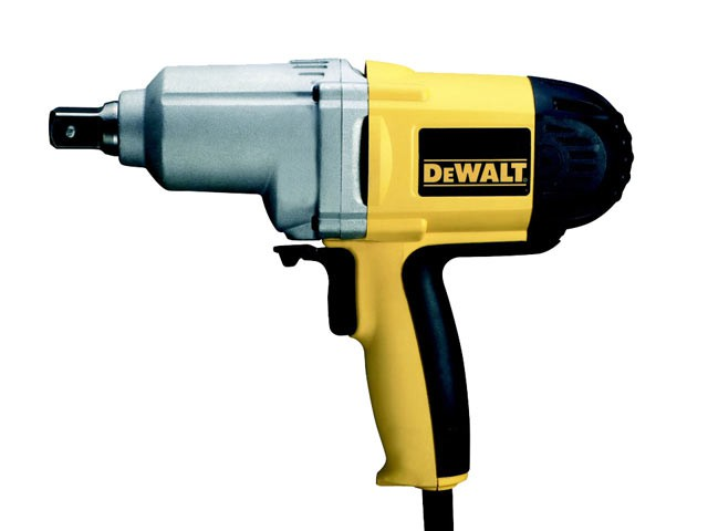 DW294 3/4in Drive Impact Wrench 710 Watt 110 Volt