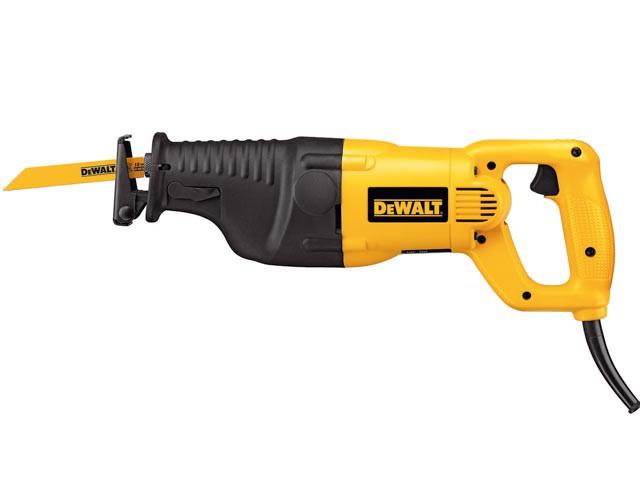 DW310K Reciprocating Saw 1200 Watt 240 Volt