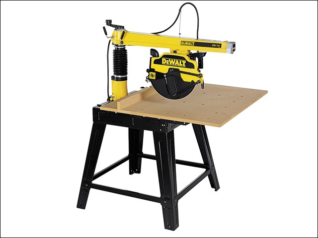 DW721KN 300mm Radial Arm Saw 2000W 240V