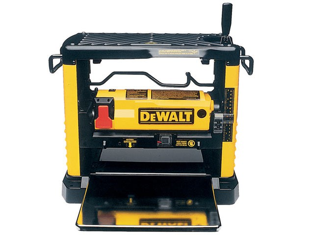 DW733 Portable Thicknesser 1800 Watt 230 Volt